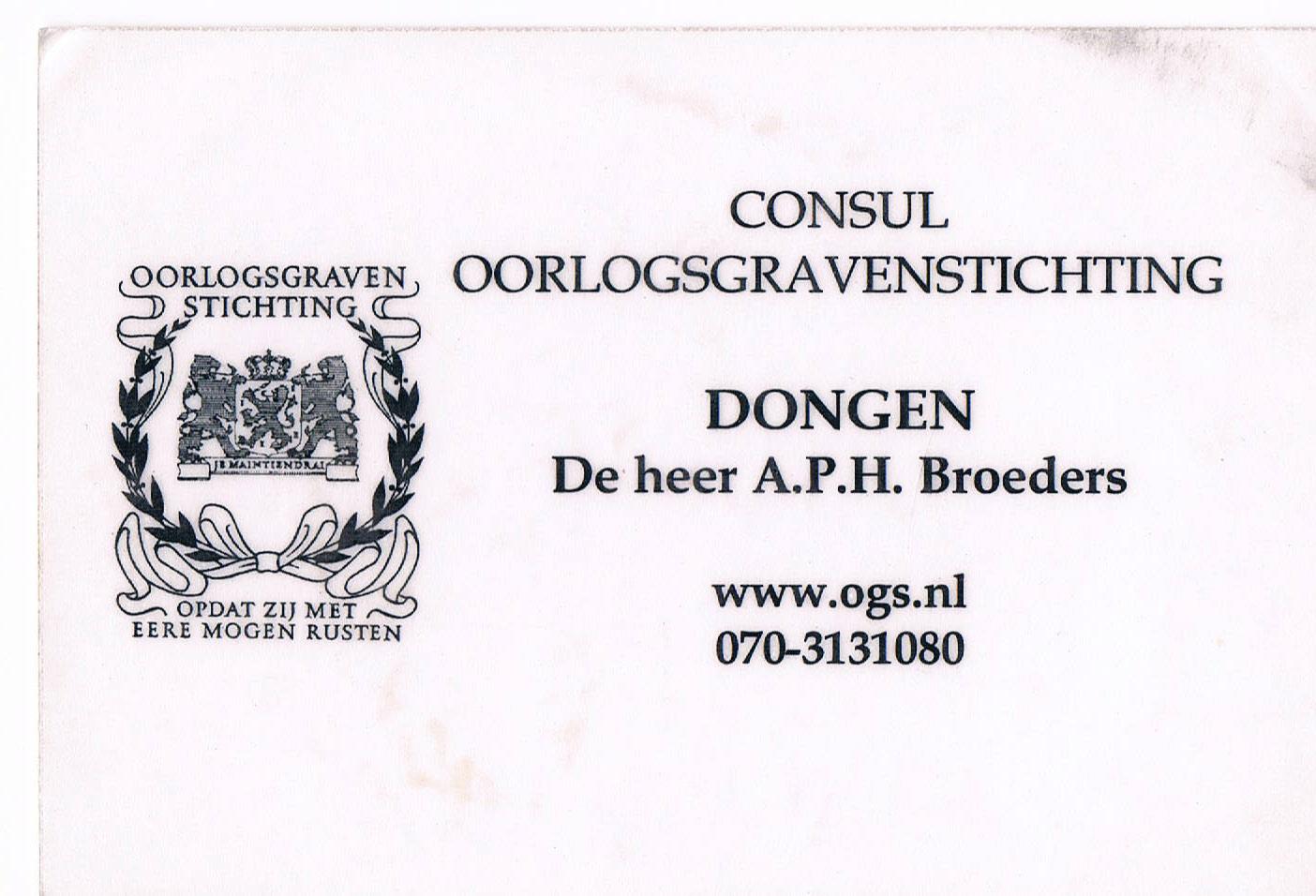 Overige / Consul